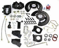 1964 1965 1966 Mustang Front Disc Brake Conversion Kit Power Manual Transmission