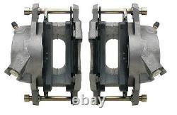 1964-1972 Chevelle Manual Disc Brake Conversion Kit & Tubular Control Arms Set