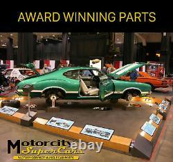 1966 GM A-Body Manual Brake Dual Master Conversion Line Kit
