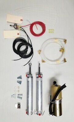 1968-1972 Cutlass, 442 Convertible Manual To Power Pump Hose Cylinder Kit New