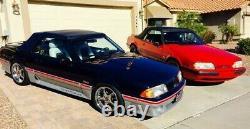 1987-93 Ford Mustang Asp Manual Brake Conversion Kit Made USA $ Free Shipping! $