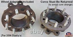 2000-2002 Dodge Ram 3500 (DRW) Manual Locking Hub Conversion Kit