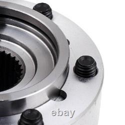 2x Auto to Manual Wheel Hub Conversion for Nissan GQ GU Y60 Y61 Patrol for Ford