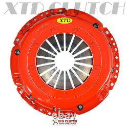 Amc Stage 4 Rigid Clutch & Conversion Flywheel Kit Jetta Golf Tt 1.8t 1.9l Tdi