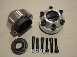 Auto to Manual Wheel Hubs Conversion Kit Nisan GQ GU Y60 Y61 Patrol complete New