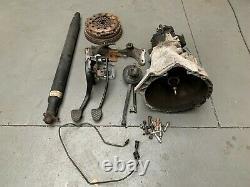 BMW E46 3 series N42 N46 5 Speed Manual Gearbox Conversion Swap Kit 316i 318i