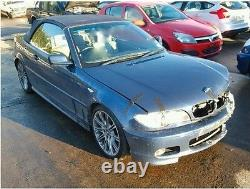BMW E46 320Cd 320d 2.0 204d4 M47N 6 Speed Manual Gearbox Conversion Kit