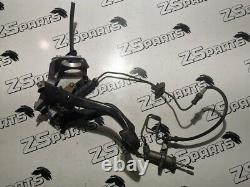 BMW e46 Manual Conversion Swap Pedals with Cylinders Kit Set 1163863 OEM