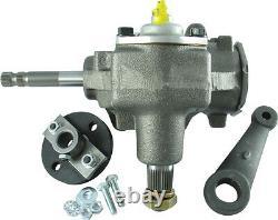 Borgeson 999003 Steering Conversion Kit Power to Manual 70-81 Camaro 75-79 Nova