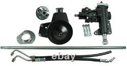 Borgeson 999020 P/S Conversion Kit, Fits 1965-1966 Mustang with Manual Steering