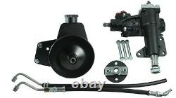 Borgeson 999021 P/S Conversion Kit for 68-70 Mustang & Cougar with Manual Steering