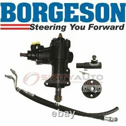 Borgeson Steering to Power Conversion Kit for 1968-1970 Ford Mustang 4.7L lt