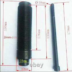 Car Tire balancer parts 40mm Thread wheel balance conversion shaft kit
