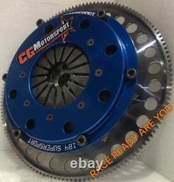 Cg M Twin Plate Clutch Kit For 2jz To Bmw 330 From Auto To Manual Conversion