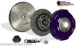 Clutch And Solid Flywheel Conversion Kit For 88-94 Ford F Super Duty F250 F350