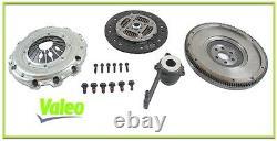 Clutch & Solid Flywheel Conversion Kit VALEO Audi/VW TT/TT Quatro Beetle Jetta