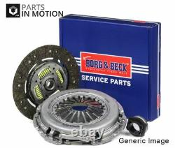 Clutch kit only for solid conversion fits FORD TRANSIT 2.4D 00 to 06 Manual B&B