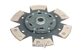 Conversion Clutch Kit with Flywheel Stage 3 fits 05-17 Nissan Frontier 2.5L DOHC