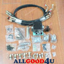Conversion Kit for Hitachi Excavator EX120-3 with English Instruction Manual