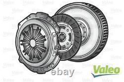 Dual to Solid Flywheel Clutch Conversion Kit fits JAGUAR X TYPE X400 2.0D Manual