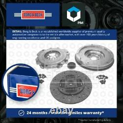 Dual to Solid Flywheel Clutch Conversion Kit fits MERCEDES SPRINTER 2.9D Manual
