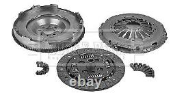 Dual to Solid Flywheel Clutch Conversion Kit fits VAUXHALL CORSA C D 1.3D Manual