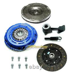 FX STAGE 2 CLUTCH FLYWHEEL CONVERSION KIT+SLAVE for 2003-2011 FORD FOCUS 2.0 2.3