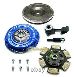 FX STAGE 3 CLUTCH FLYWHEEL CONVERSION KIT+SLAVE CYL fits 2003-2011 FORD FOCUS