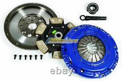 FX STAGE 3 CLUTCH and SOLID FLYWHEEL CONVERSION KIT for 05-06 VW JETTA TDI 1.9L