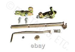 Ford 289 HiPo Manual Choke Conversion Kit Autolite 2100/4100 with Choke Shaft
