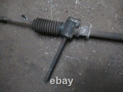 Ford Capri Mk1 Mk2 Mk3 Manual Steering Rack, A Rare Find, Kit Car Conversion