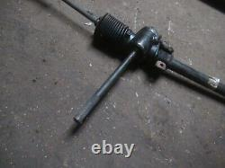 Ford Capri Mk1 Mk2 Mk3 Manual Steering Rack, A Rare Find, Kit Car Conversion B