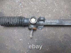 Ford Fiesta Mk2 Manual Steering Rack, A Rare Find, Kit Car Conversion