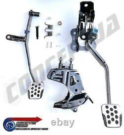 GTR Clutch Brake Pedals Auto to Manual Conversion Kit R34 GT Skyline RB25DE
