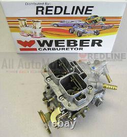 Isuzu Pickup Trooper 2.3 Weber Carburetor Conversion Kit withManual Choke Carb