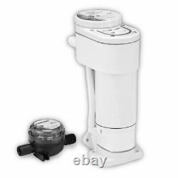 Jabsco 29200-0120 Manual to Electric Marine Toilet Conversion Kit 12V 29090