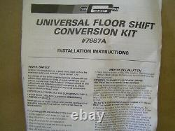 NEW Mr. Gasket #$ 7667A, 3 speed floor conversion for cars or trucks, VERY RARE