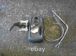 Renault Scenic 2003-2009 Manual Handbrake Conversion Kit Complete