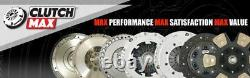 STAGE 1 CLUTCH and SOLID FLYWHEEL CONVERSION KIT for 05-10 VW JETTA RABBIT 2.5L