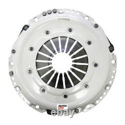 STAGE 2 CLUTCH SOLID FLYWHEEL CONVERSION KIT for 97-05 AUDI A4 B5 B6 1.8L TURBO