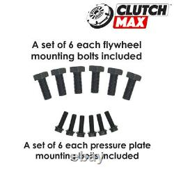 STAGE 3 CLUTCH and SOLID FLYWHEEL CONVERSION KIT for 05-06 VW JETTA TDI 1.9L BRM