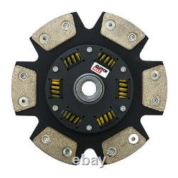 STAGE 3 CLUTCH and SOLID FLYWHEEL CONVERSION KIT for 2010-2011 VW GOLF 2.5L 5CYL