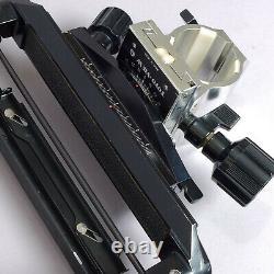 Toyo 810M, 810M2 field camera to 810G monorail conversion kit
