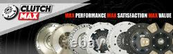 UPGRADE CLUTCH+SLAVE CONVERSION KIT MUST USE CM FLYWHEEL for FORD MUSTANG 4.0L
