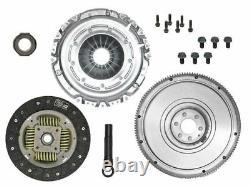 VW Jetta TDI (05-06) Flywheel Conversion Kit manual trans clutch pressure plate