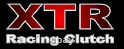XTR CLUTCH KIT+SLAVE CYL+CHROMOLY FLYWHEEL for 10-14 HYUNDAI GENESIS 2.0L TURBO